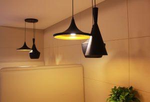 designerskie lampy wiszące