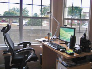 Pomocne wyposażenie do biura