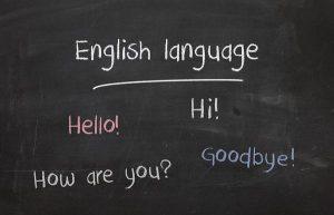 Mój dodatkowy kurs angielskiego