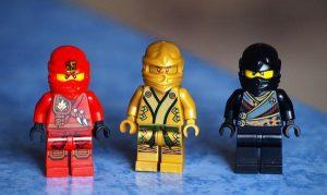 Rzeczy z Lego