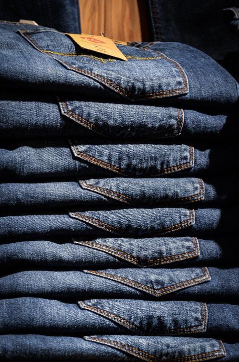 damskie jeansy rurki