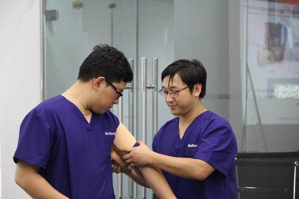 Szkolenie dla firm pdrodukcyjnych z pierwszej pomocy