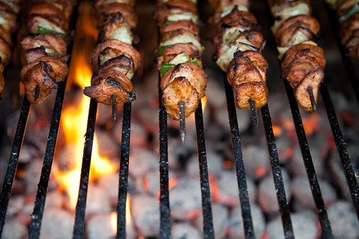 grill broil king na węgiel