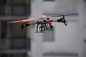 Kieszonkowy dron Peri od Walkera