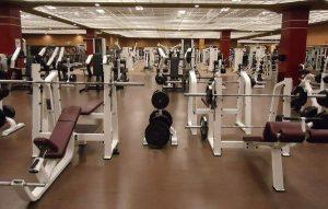 Wielofunkcyjne wyposażenie sportowe do siłowni