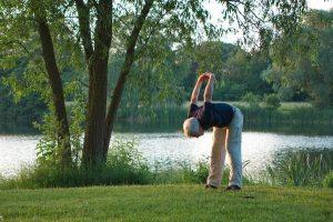 Ćwiczenia na świeżym powietrzu