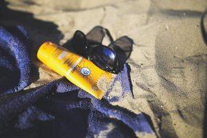 Balsamy do opalania z filtrem na wakacje