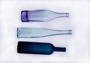 Butelki szklane sprzedawane w Internecie