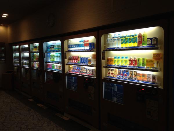 Automaty sprzedażowe zyskują na popularności