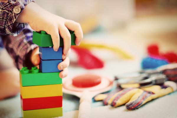 Formy zabawy z dzieckiem