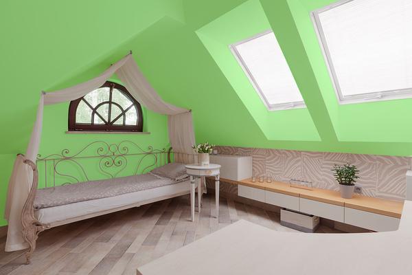 Jak wybrać kolor farb do sypialni?
