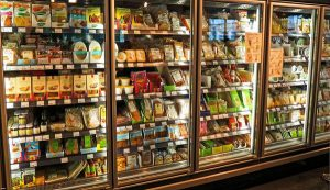 Świeże jedzenie z automatu Necta